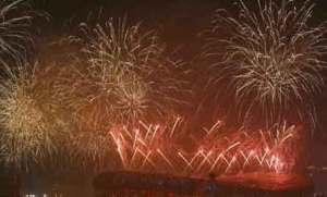 Spectacular Fireworks!