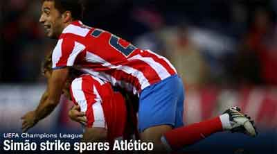 Atletico Madrid - Liverpool (1-1)